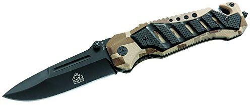 Puma TEC Einhand-Rettungsmesser, Stahl AISI 420,,
