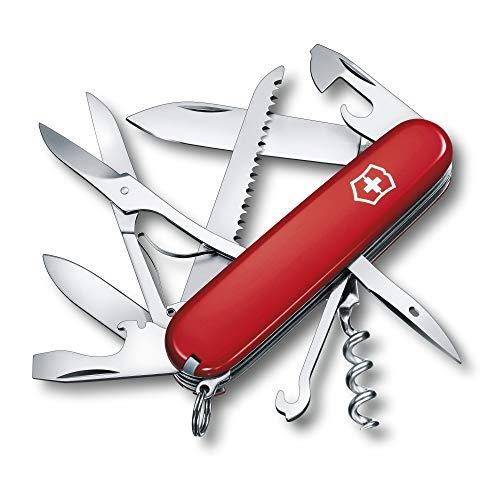 Victorinox Taschenwerkzeug Offizierm Rot mit Gross Blister, 1.3713.B1
