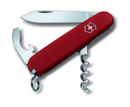 Victorinox Taschenmesser Prägekreuz, Rot Matt, 2.3303