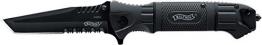 Walther Taschenmesser / Einhandmesser - Black Tac Tanto Knife -, mit Glasbrecher (frei ab 18 J.)#18 - 1